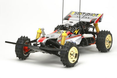 Tamiya 58517 Super Hotshot (Supershot) kit | Pinnacle Hobby
