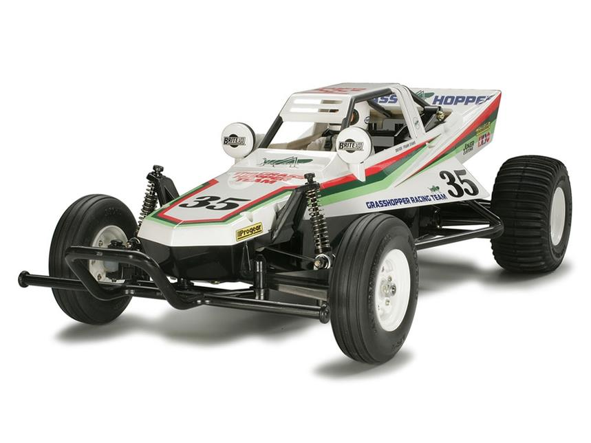 Tamiya 58346 The Grasshopper (2005) | Pinnacle Hobby