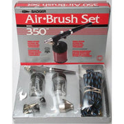 Badger 350-4 External mix airbrush single action | Pinnacle Hobby