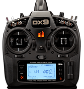 Spektrum R9910 DX9 Black Transmitter Only | Pinnacle Hobby