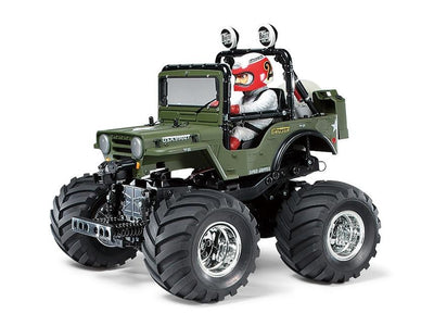 Tamiya 58242 1/10 WR-02 Wild WIlly Kit | Pinnacle Hobby