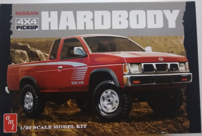 AMT 1031 1/20 993 Nissan Hadtop Pickup | Pinnacle Hobby