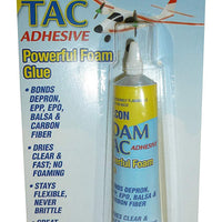 Beacon Foam Tac 1 OZ Tube | Pinnacle Hobby