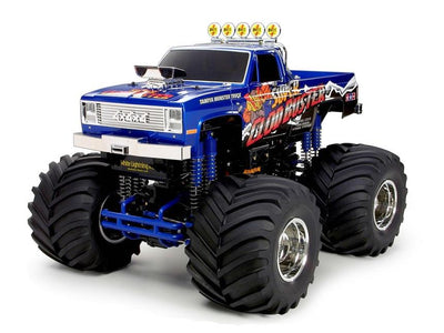 Tamiya 58518 1/10 Super Clod Buster | Pinnacle Hobby