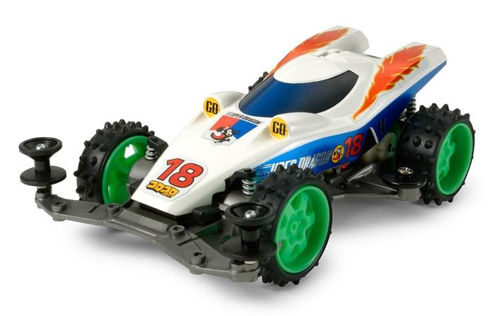 Tamiya 18067 Super Dragon Premium Mini 4WD | Pinnacle Hobby