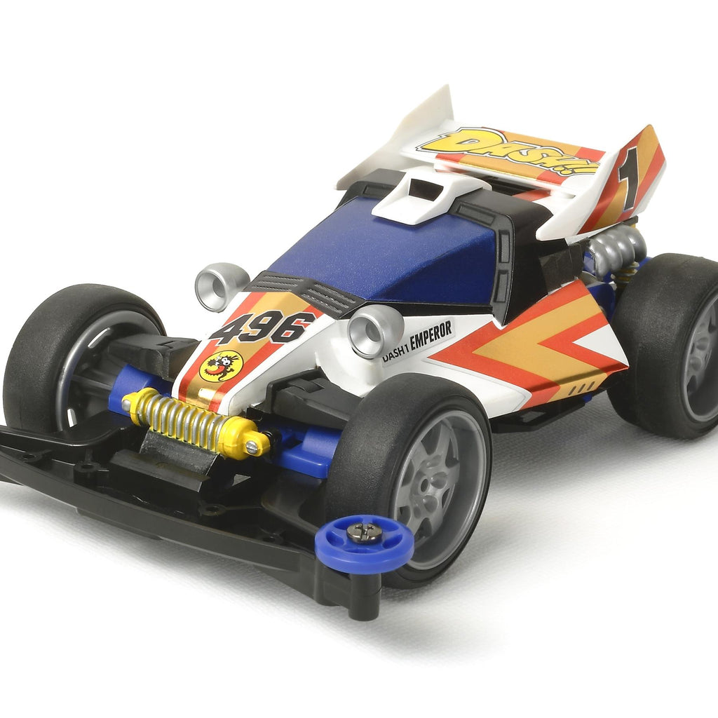 Tamiya 18069 Dash-1 Emperor Mini 4WD | Pinnacle Hobby