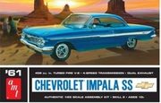 AMT 1013 1/25 1961 Chevy Impala | Pinnacle Hobby