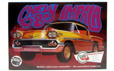 AMT 931 1/25 1958 Chevy Impala | Pinnacle Hobby