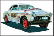 AMT 1022 1/25 1949 Ford Coupe Gas Man | Pinnacle Hobby