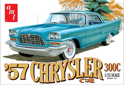 AMT 1100 1/25 1957 Chrysler 300 | Pinnacle Hobby