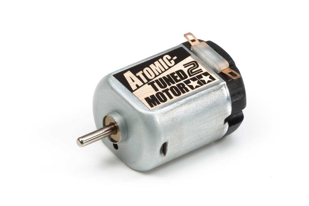 Tamiya 15486 Atomic Tuned Motor Single Shaft | Pinnacle Hobby
