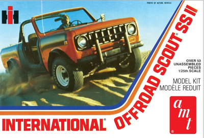 AMT 1102 1/25 International Scout SS II | Pinnacle Hobby