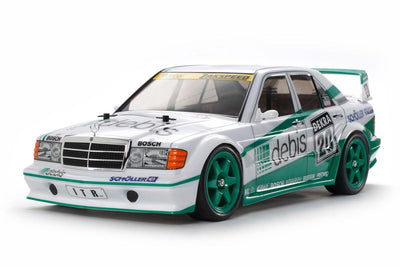 Tamiya 58656 Mercedes Benz 190E 'Debis' | Pinnacle Hobby