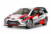 Tamiya 58659 Toyota Gazoo Yaris WRT | Pinnacle Hobby
