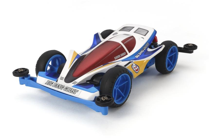 Tamiya 95282 Big Bang Ghost Mini 4wd | Pinnacle Hobby