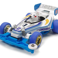 Tamiya 18083  JR Shirokumakko Mini 4WD | Pinnacle Hobby