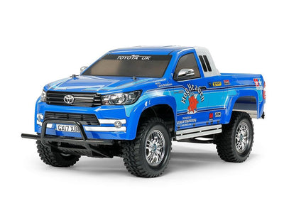 Tamiya 58663 toyota Hilux Extended Cab CC01 | Pinnacle Hobby