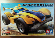 Tamiya 18623 JR Savanna Leo Mini 4WD | Pinnacle Hobby