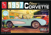 AMT 1016 1/25 1957 Chevy Corvette Convertible | Pinnacle Hobby