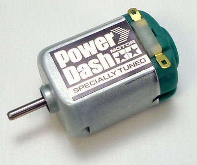 Tamiya 15317 Power Dash Motor Single Shaft | Pinnacle Hobby