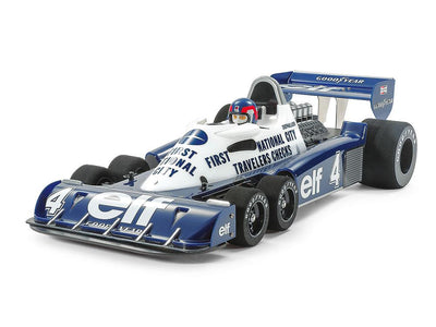 Tamiya 47392 1/10 Tyrrell P34 F1 1977 Monaco GP w Painted body | Pinnacle Hobby