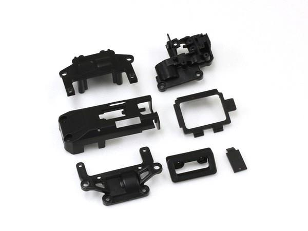 Kyosho MD209 Rear Main Chassis Set: AWD | Pinnacle Hobby
