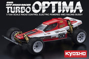 Kyosho 30619 Turbo Optima kit | Pinnacle Hobby