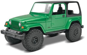 Revell 85-1695 1/25 Jeep Wrangler Rubicon Snaptite | Pinnacle Hobby