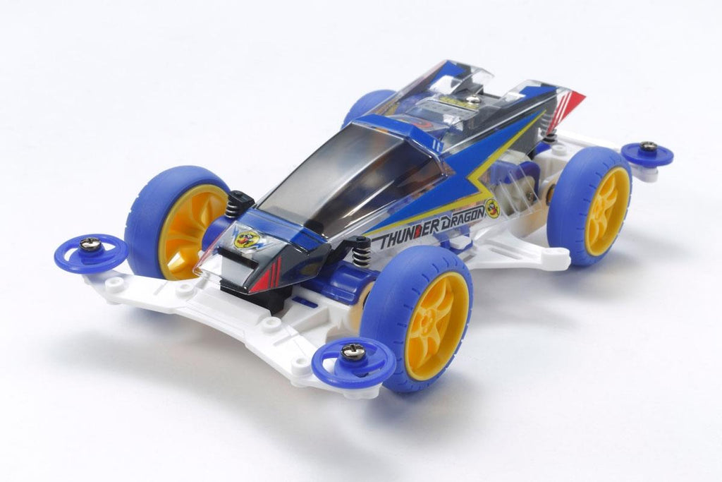 Tamiya 95336 Thunder Dragon Clear Special VS | Pinnacle Hobby