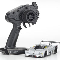 Kyosho 32327S Sauber Mercedes C9 No. 63 LM 1989 MR-03 RTR | Pinnacle Hobby