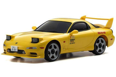 Kyosho MZQ103 Mazda RX-7 FD35 Body Intial D | Pinnacle Hobby