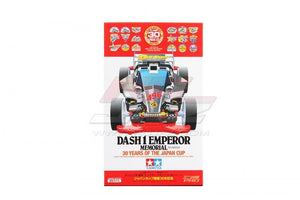 Tamiya 95110 Dash-1 Emperor Memorial 30 Years Japan Cup MS | Pinnacle Hobby