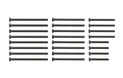Tamiya 95434 Black Screw Set | Pinnacle Hobby
