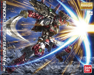 Bandai 0185184 MG 1/100 Sengoku Astray Gundam | Pinnacle Hobby