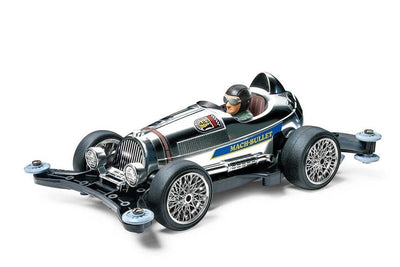 Tamiya 95483 Mach-Bullet Racer Metallic Special Mini 4WD | Pinnacle Hobby