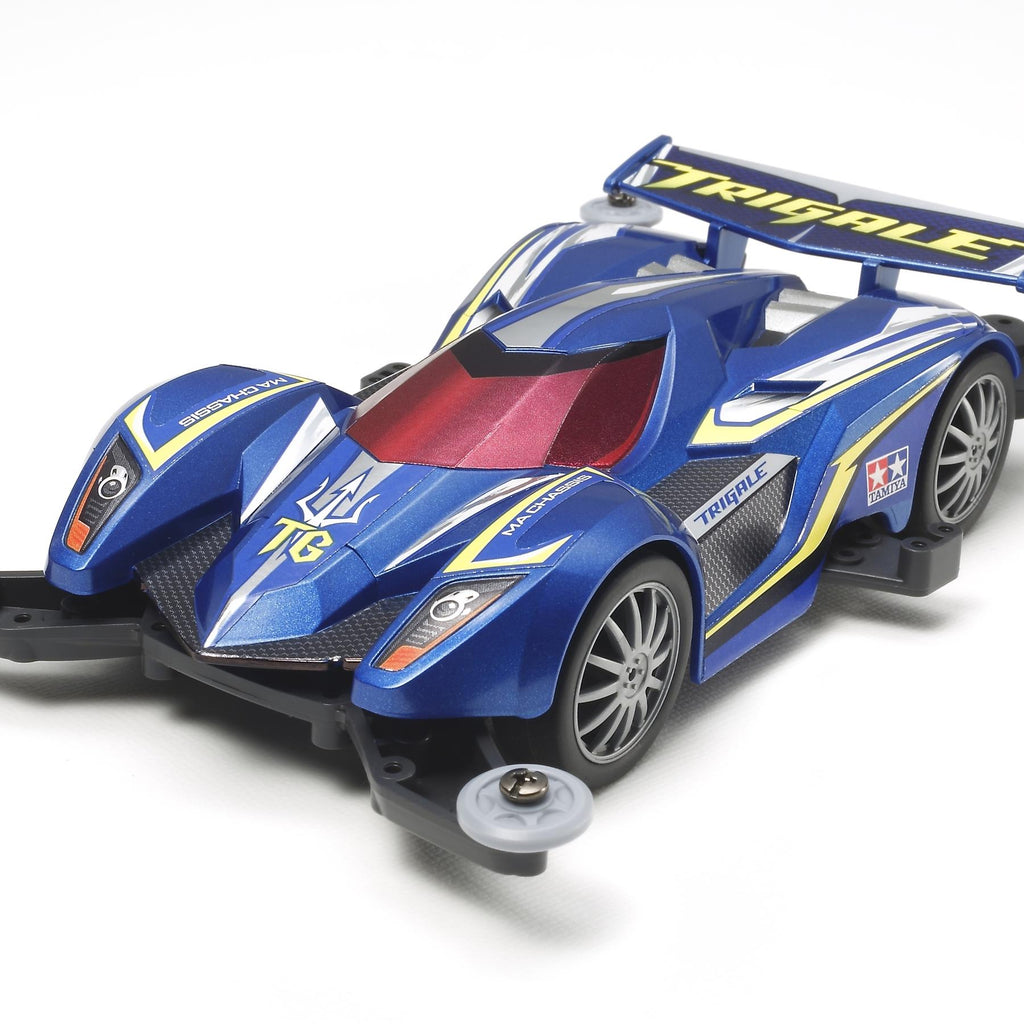 Tamiya 18638 Tri Gale JR Mini 4WD Pro Car Kit MA Chassis | Pinnacle Hobby