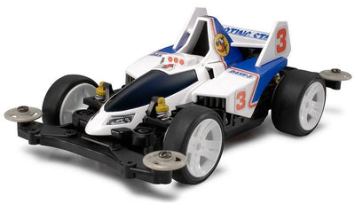 Tamiya 18630 Dash-3 Shooting Star Mini 4WD | Pinnacle Hobby