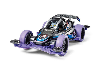 Tamiya 18085 Jr Lupine Wolf Racer VS Chassis Mini 4WD | Pinnacle Hobby