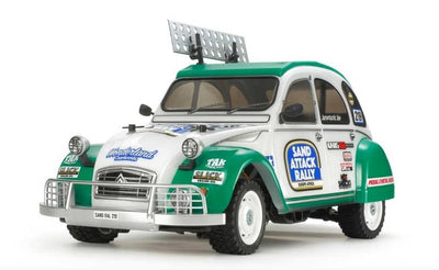 Tamiya 58670 1/10 Citroen C2V Rally M05 | Pinnacle Hobby