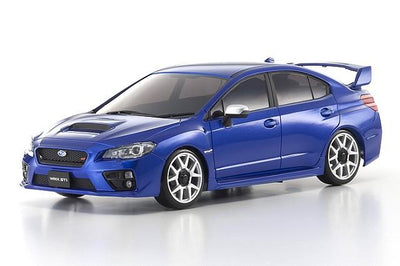 Kyosho MZP440BL Subaru WRX STi Body Set | Pinnacle Hobby