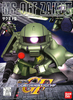 Bandai 5058273 Sd Ms-06F Zaku II | Pinnacle Hobby