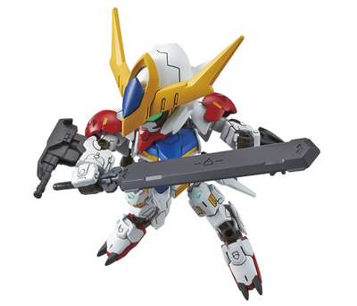 Bandai 5057798 SD ASW-G-08 Barbatos Lupus | Pinnacle Hobby