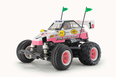 Tamiya 58673 Comical Frog | Pinnacle Hobby