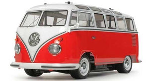 Tamiya 47420 Volkswagen Type 2 (T1) with Red/White painted body | Pinnacle Hobby