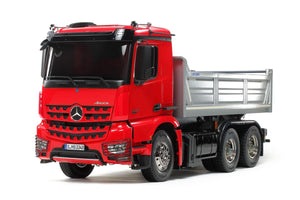 Tamiya 56361 Mercedes Benz Arocs 3348 6 x 4 Tipper Truck | Pinnacle Hobby