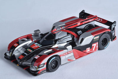 AFX 22006 Mega G+ R18 Silver | Pinnacle Hobby