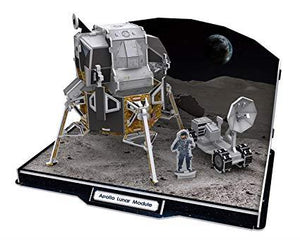 Cubic Fun 651H Lunar Module 3D Puzzle | Pinnacle Hobby