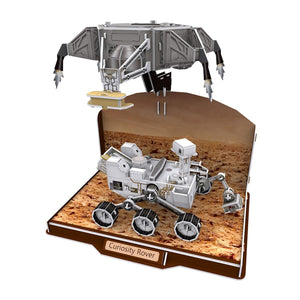 Cubic Fun 652H Curiosity Rover 3D Puzzle | Pinnacle Hobby