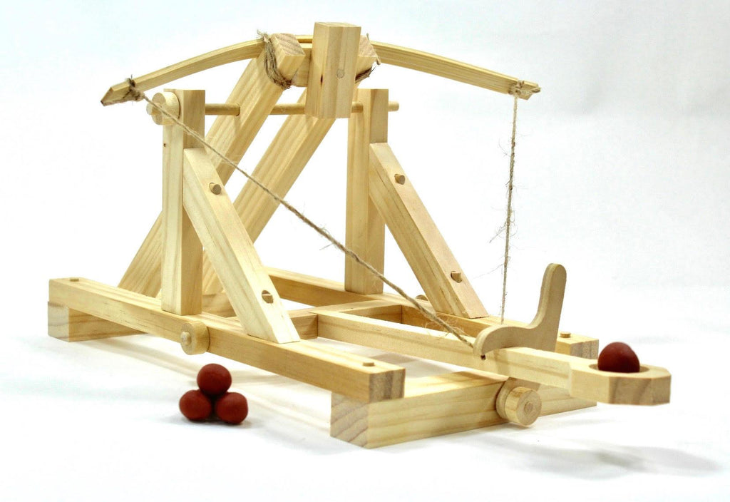 Pathfinders Design #52 Roman Catapult | Pinnacle hobby