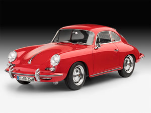 Revell Germany 07679 1/16 Porsche 356 Coupe | Pinnacle Hobby
